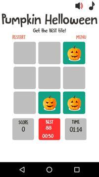 Pumpkin Helloween apk screenshot