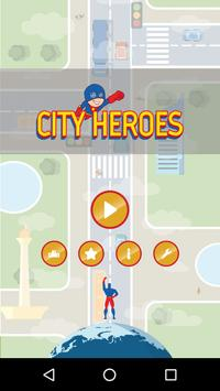 City Heroes poster