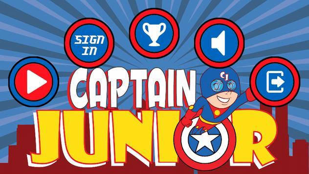 Captain Junior poster