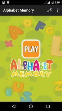 Alphabet Memory poster