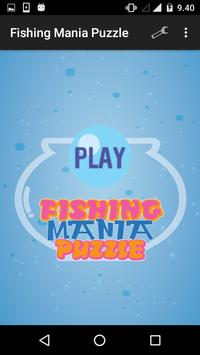Fishing Mania Puzzle poster