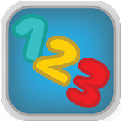 Kids Memory Number icon