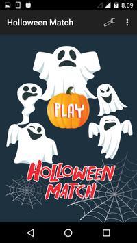 Halloween Match poster