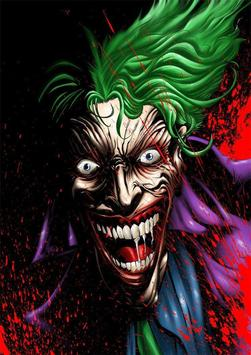 Joker HD Wallpaper Apk Screenshot