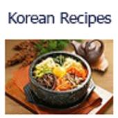 Korean Food Recipes icon