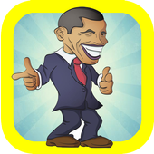 Dancing Talking Obama icon