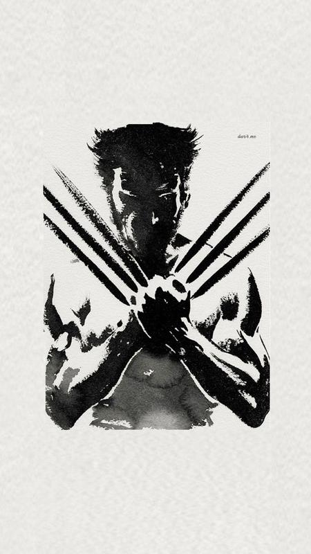 Wolverine Hd Wallpaper For Android Phone