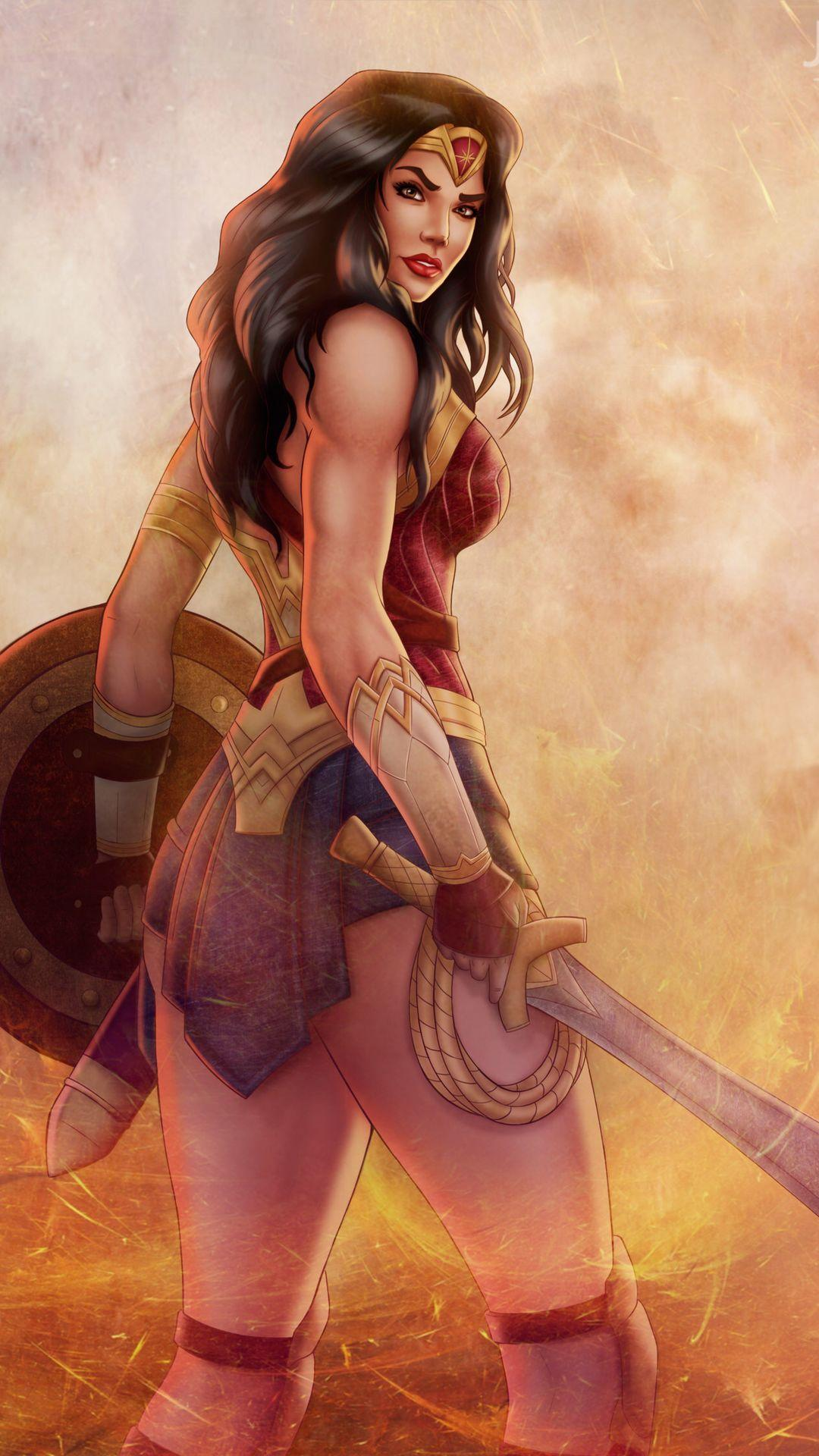 Wonder Woman Hd Wallpaper For Android Apk Download