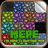 Colored Glowstone Mod icon