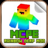 Rainbow Derp Mod icon