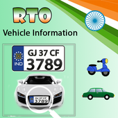 RTO vehicle registration detail icon