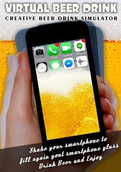 Drink Beer FREE Prank apk screenshot