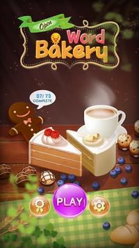 Word Bakery poster