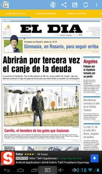 Front Pages of Argentina apk screenshot