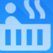 台灣溫泉分布 icon