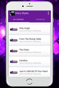 Harry Styles-Best Songs apk screenshot