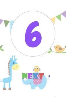 fun Norwegian numbers game screenshot 2