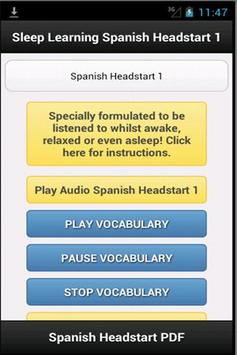 Spanish Head Start 1 for Android - APK Download