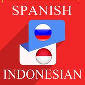 Spanish Indonesian Translator icon