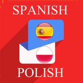 Spanish Polish Translator icon
