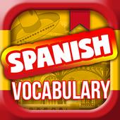 Spanish Vocabulary Quiz - Learn Spanish Words icon