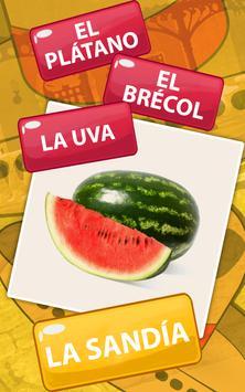 Spanish Vocabulary Quiz - Learn Spanish Words screenshot 5
