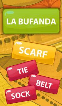 Spanish Vocabulary Quiz - Learn Spanish Words screenshot 6