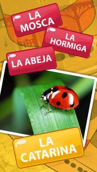 Spanish Vocabulary Quiz - Learn Spanish Words screenshot 2