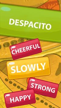 Spanish Vocabulary Quiz - Learn Spanish Words screenshot 3