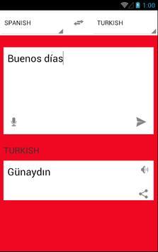 Ispanyolca türkçe çeviri screenshot 1