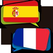 Spanish French Translator icon