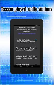 Spanish Radio Station screenshot 2