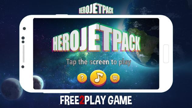 Jetpack Hero poster