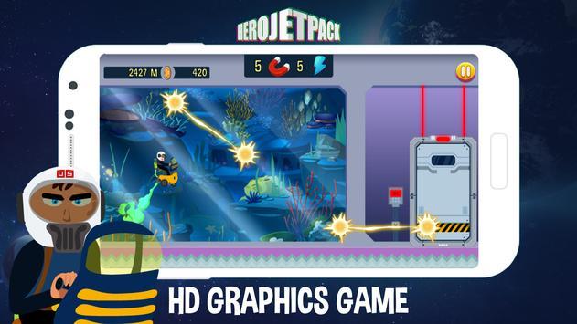 Jetpack Hero screenshot 5