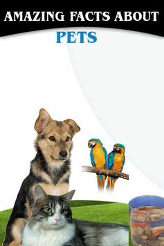 AMAZING FACTS ABOUT PETS poster