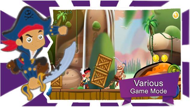 Jake battle in Pirates Island screenshot 2