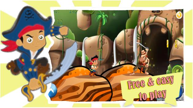 Jake battle in Pirates Island screenshot 3