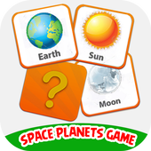 Planets Match Game icon