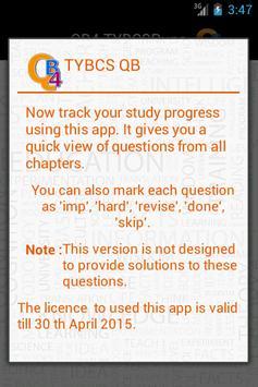 QB4 TYBCS Pune screenshot 1