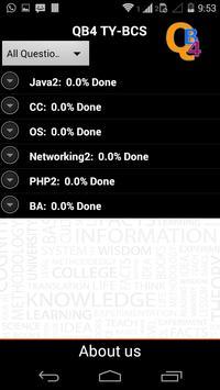 QB4 TYBCS Pune screenshot 2