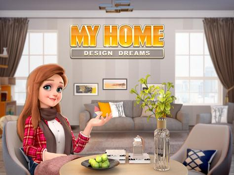 My Home - Design Dreams screenshot 11