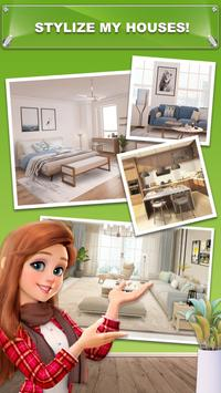My Home - Design Dreams screenshot 2