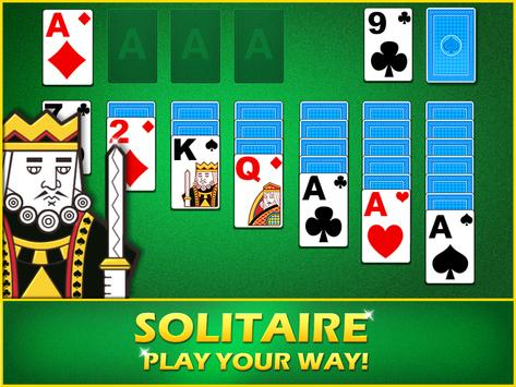 Solitaire Plus screenshot 4