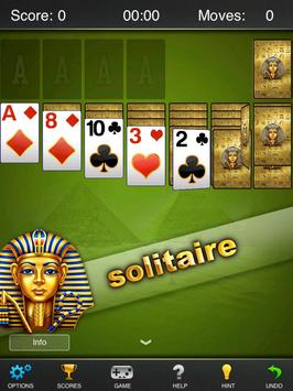 Solitaire: Pharaoh poster