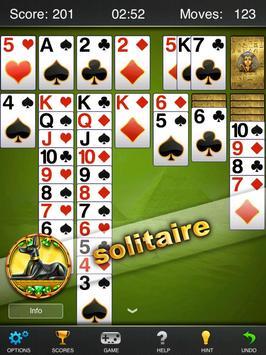 Solitaire: Pharaoh apk screenshot