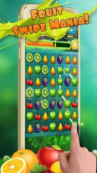Fruit Swipe Mania poster