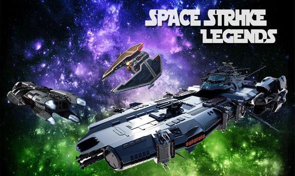 Space Strike Legend screenshot 2