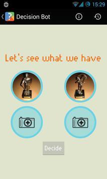 Decision Bot apk screenshot