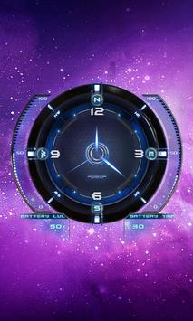 Space Compass Navigator HD LWP poster