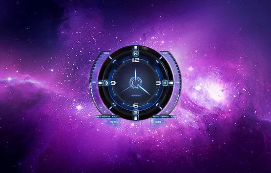 Space Compass Navigator HD LWP screenshot 2